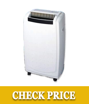 Toyotomi TAD-T40LW Portable Air Conditioner with Heat Pump