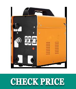 VIVOHOME Portable Flux Core Wire MIG 130 Welder Machine
